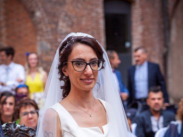 Il matrimonio di Daniele e Chiara a Sant'Angelo Lodigiano, Lodi 38