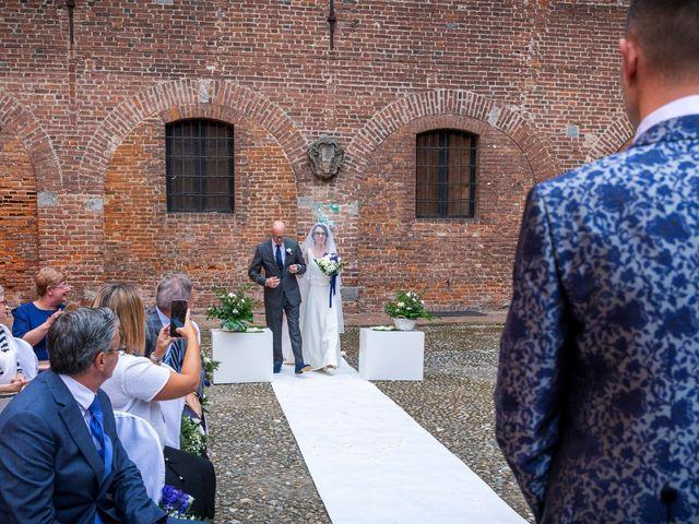 Il matrimonio di Daniele e Chiara a Sant'Angelo Lodigiano, Lodi 39