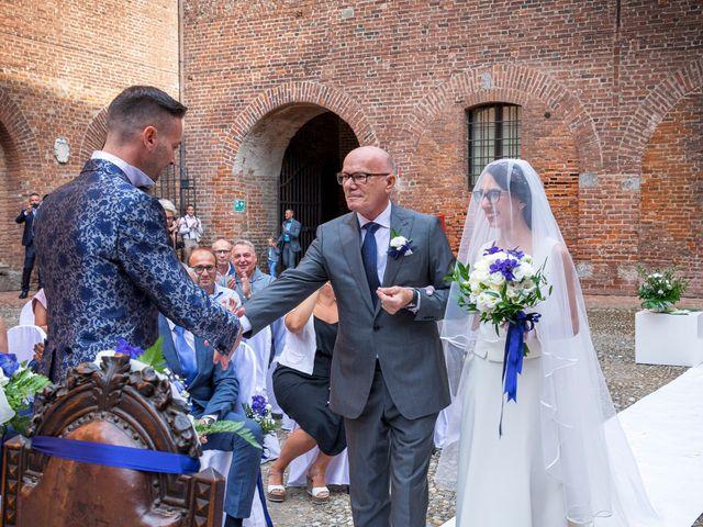 Il matrimonio di Daniele e Chiara a Sant'Angelo Lodigiano, Lodi 40