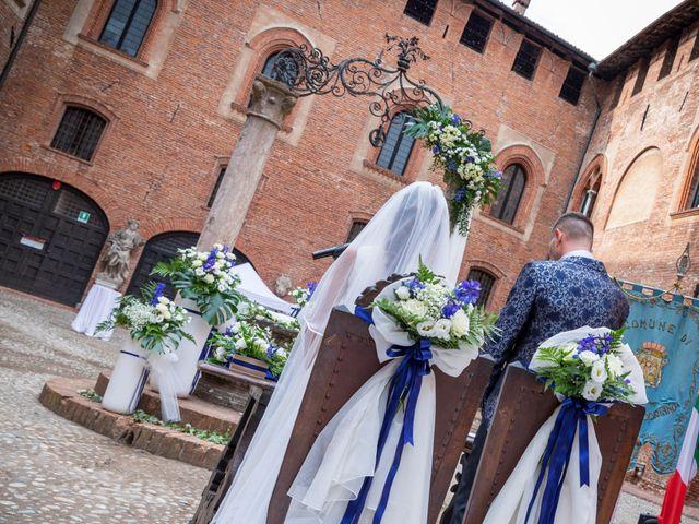 Il matrimonio di Daniele e Chiara a Sant'Angelo Lodigiano, Lodi 42
