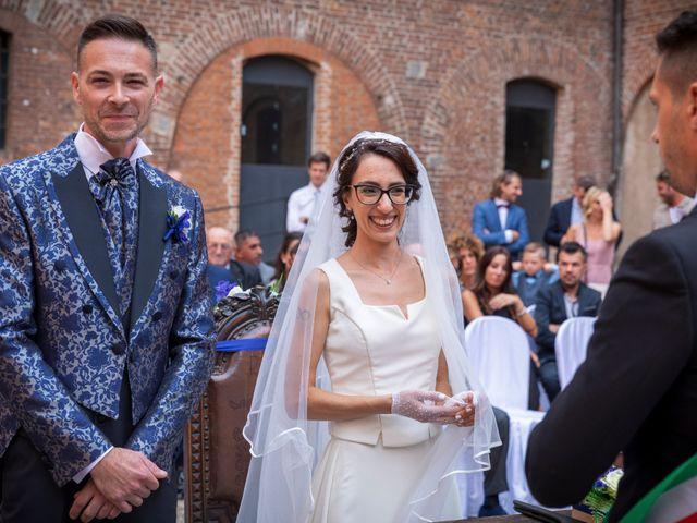 Il matrimonio di Daniele e Chiara a Sant'Angelo Lodigiano, Lodi 44