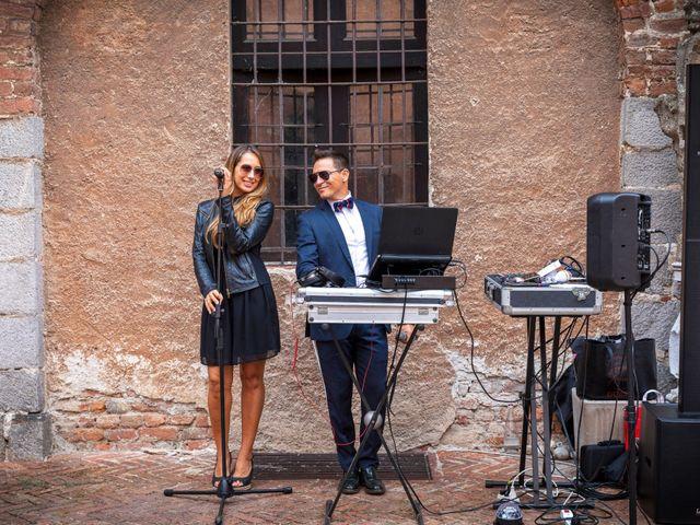 Il matrimonio di Daniele e Chiara a Sant'Angelo Lodigiano, Lodi 46