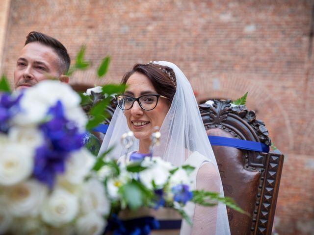 Il matrimonio di Daniele e Chiara a Sant'Angelo Lodigiano, Lodi 47