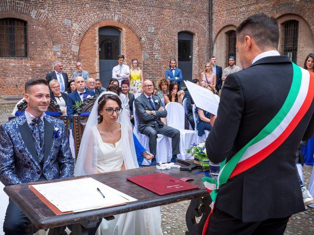 Il matrimonio di Daniele e Chiara a Sant'Angelo Lodigiano, Lodi 48