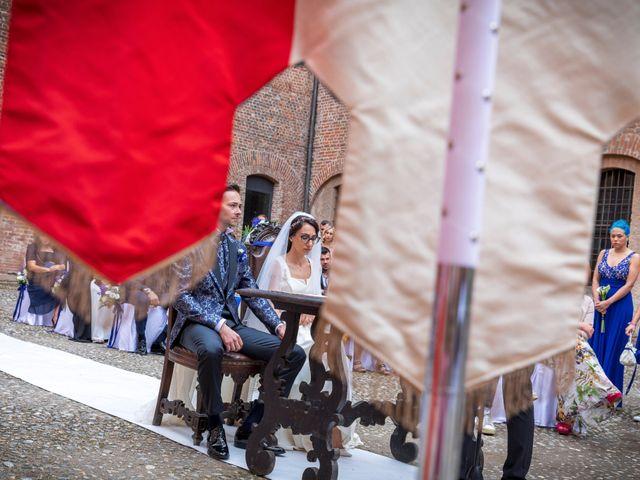 Il matrimonio di Daniele e Chiara a Sant'Angelo Lodigiano, Lodi 49