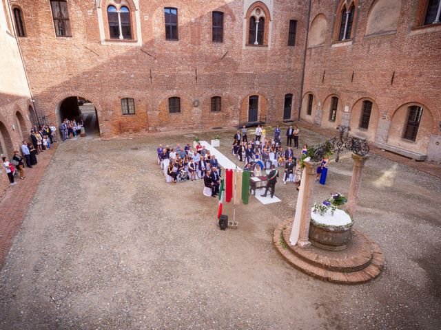 Il matrimonio di Daniele e Chiara a Sant'Angelo Lodigiano, Lodi 50
