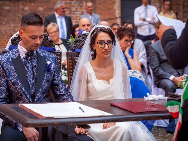 Il matrimonio di Daniele e Chiara a Sant'Angelo Lodigiano, Lodi 51