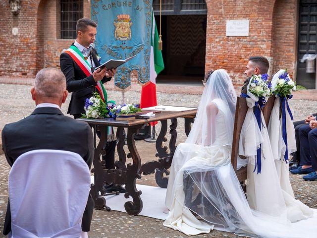 Il matrimonio di Daniele e Chiara a Sant'Angelo Lodigiano, Lodi 53