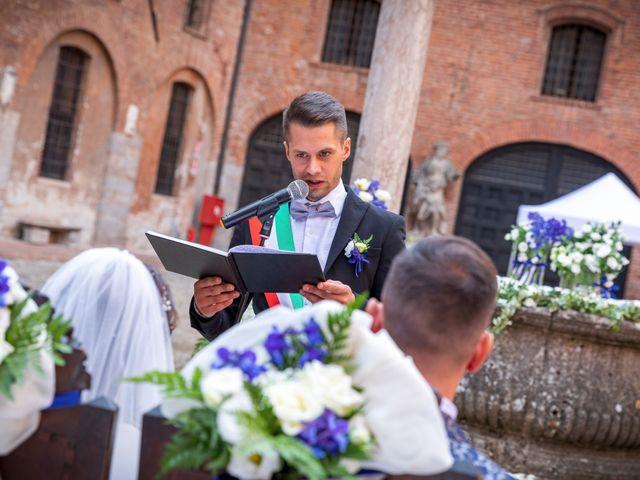 Il matrimonio di Daniele e Chiara a Sant'Angelo Lodigiano, Lodi 54