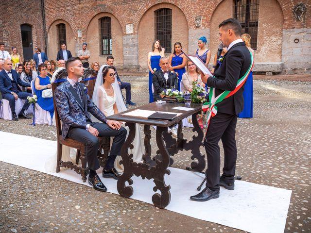 Il matrimonio di Daniele e Chiara a Sant'Angelo Lodigiano, Lodi 56