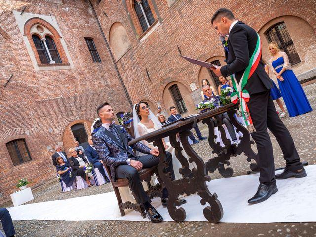 Il matrimonio di Daniele e Chiara a Sant'Angelo Lodigiano, Lodi 57