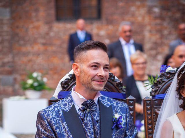 Il matrimonio di Daniele e Chiara a Sant'Angelo Lodigiano, Lodi 58