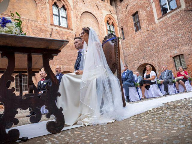 Il matrimonio di Daniele e Chiara a Sant'Angelo Lodigiano, Lodi 62