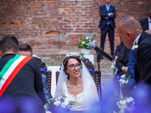 Il matrimonio di Daniele e Chiara a Sant'Angelo Lodigiano, Lodi 63