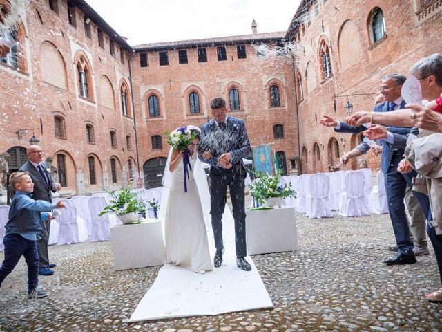 Il matrimonio di Daniele e Chiara a Sant'Angelo Lodigiano, Lodi 67