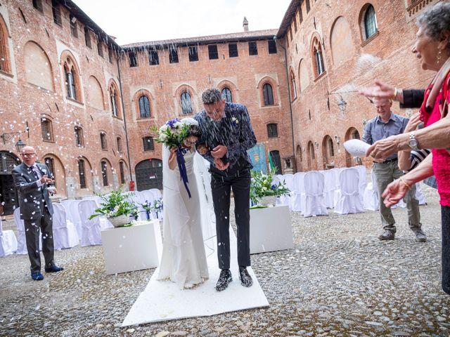 Il matrimonio di Daniele e Chiara a Sant'Angelo Lodigiano, Lodi 69