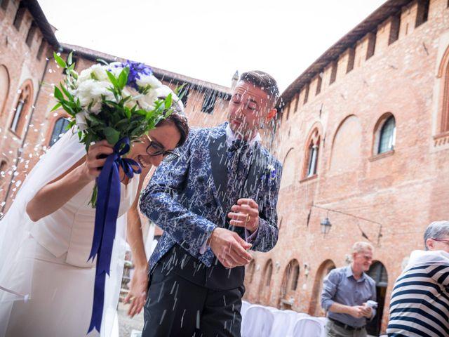 Il matrimonio di Daniele e Chiara a Sant'Angelo Lodigiano, Lodi 70