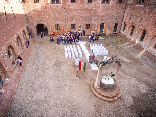 Il matrimonio di Daniele e Chiara a Sant'Angelo Lodigiano, Lodi 71