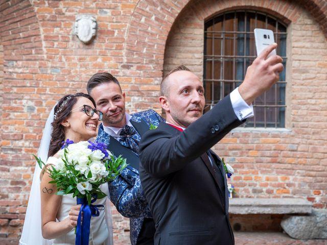 Il matrimonio di Daniele e Chiara a Sant'Angelo Lodigiano, Lodi 73