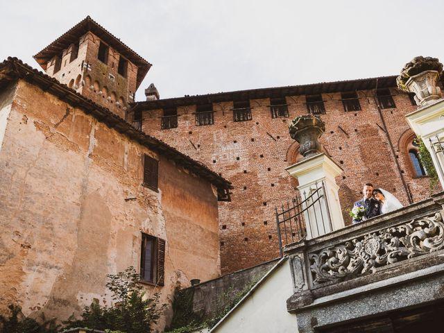 Il matrimonio di Daniele e Chiara a Sant'Angelo Lodigiano, Lodi 80