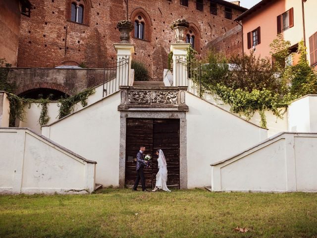 Il matrimonio di Daniele e Chiara a Sant'Angelo Lodigiano, Lodi 81