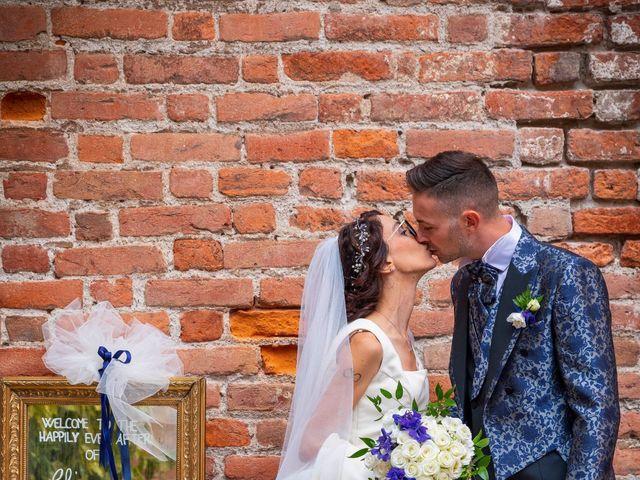 Il matrimonio di Daniele e Chiara a Sant'Angelo Lodigiano, Lodi 85