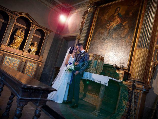 Il matrimonio di Daniele e Chiara a Sant'Angelo Lodigiano, Lodi 87