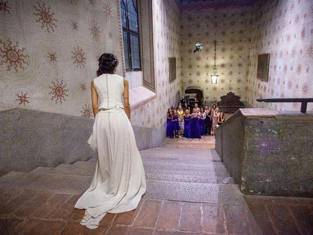 Il matrimonio di Daniele e Chiara a Sant'Angelo Lodigiano, Lodi 91