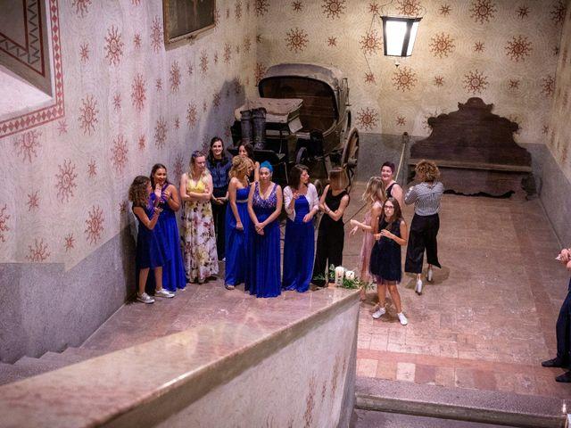 Il matrimonio di Daniele e Chiara a Sant'Angelo Lodigiano, Lodi 92