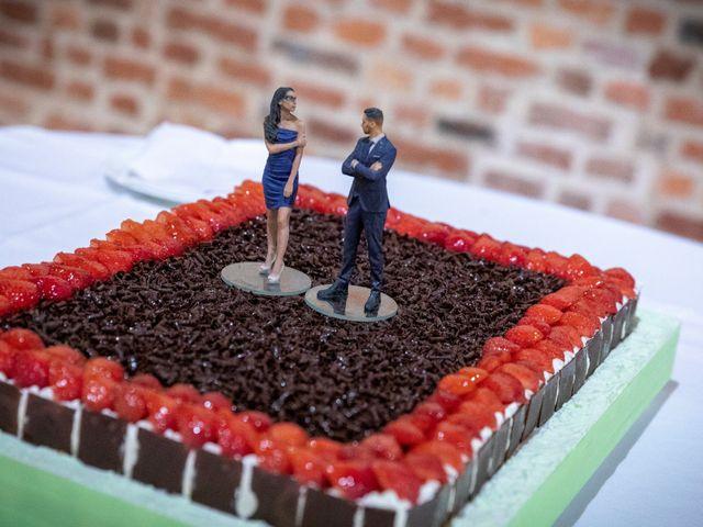 Il matrimonio di Daniele e Chiara a Sant'Angelo Lodigiano, Lodi 94