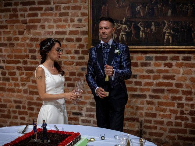 Il matrimonio di Daniele e Chiara a Sant'Angelo Lodigiano, Lodi 98