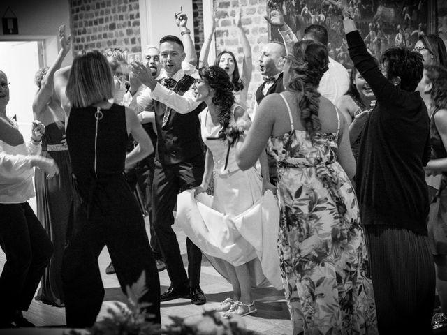 Il matrimonio di Daniele e Chiara a Sant'Angelo Lodigiano, Lodi 100
