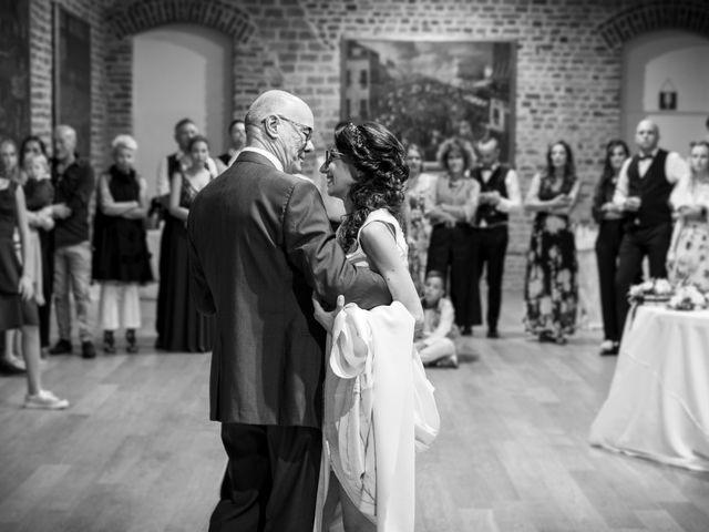 Il matrimonio di Daniele e Chiara a Sant'Angelo Lodigiano, Lodi 2