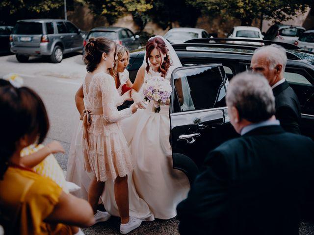 Il matrimonio di Simone e Giulia a Pistoia, Pistoia 18