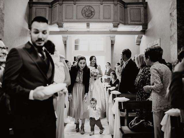 Il matrimonio di Simone e Giulia a Pistoia, Pistoia 19