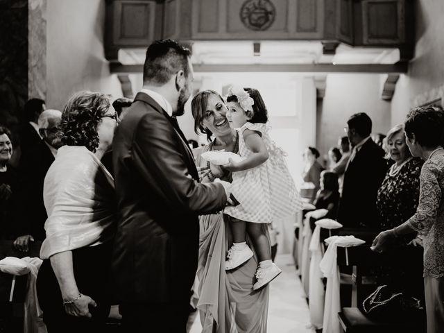 Il matrimonio di Simone e Giulia a Pistoia, Pistoia 20