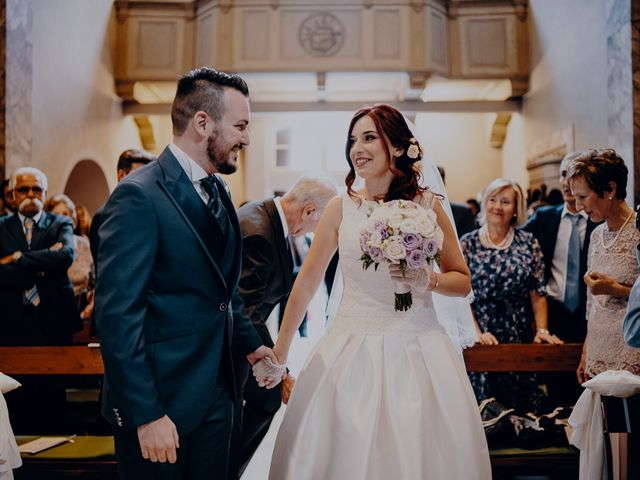 Il matrimonio di Simone e Giulia a Pistoia, Pistoia 22
