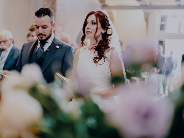 Il matrimonio di Simone e Giulia a Pistoia, Pistoia 23