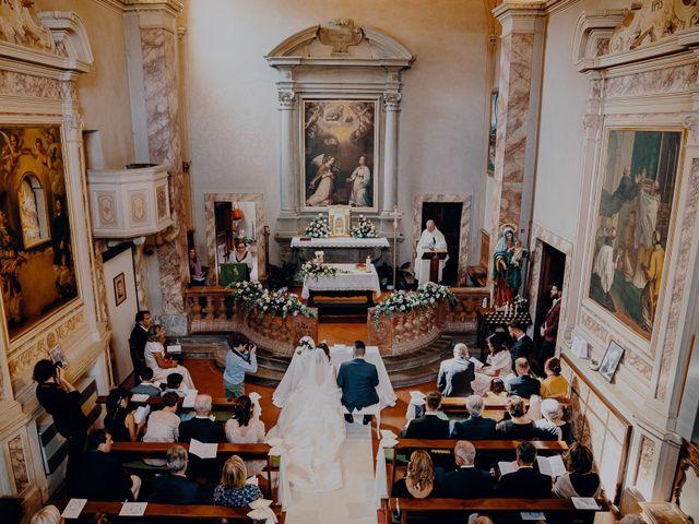 Il matrimonio di Simone e Giulia a Pistoia, Pistoia 25