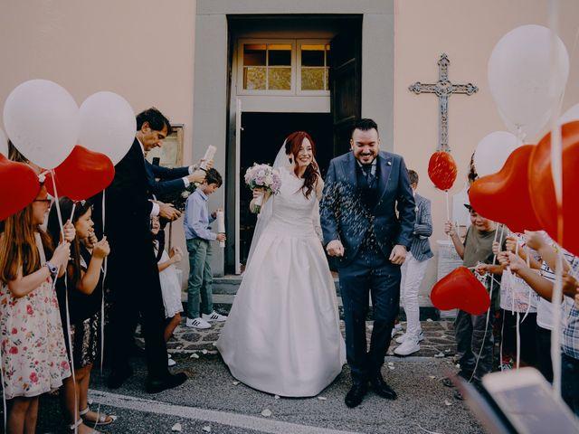 Il matrimonio di Simone e Giulia a Pistoia, Pistoia 26