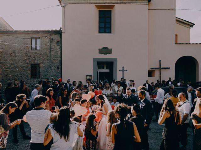 Il matrimonio di Simone e Giulia a Pistoia, Pistoia 27