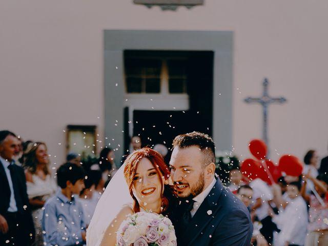 Il matrimonio di Simone e Giulia a Pistoia, Pistoia 28