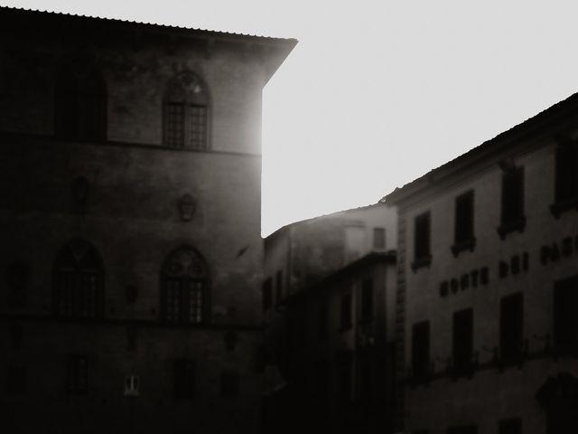 Il matrimonio di Simone e Giulia a Pistoia, Pistoia 29