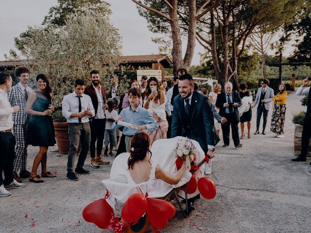 Il matrimonio di Simone e Giulia a Pistoia, Pistoia 32