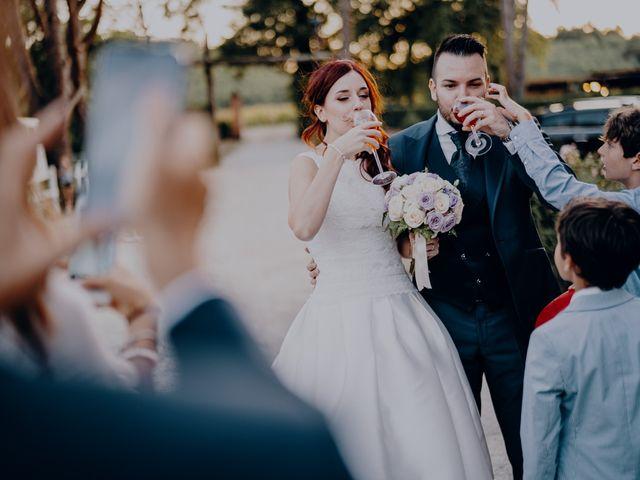 Il matrimonio di Simone e Giulia a Pistoia, Pistoia 33