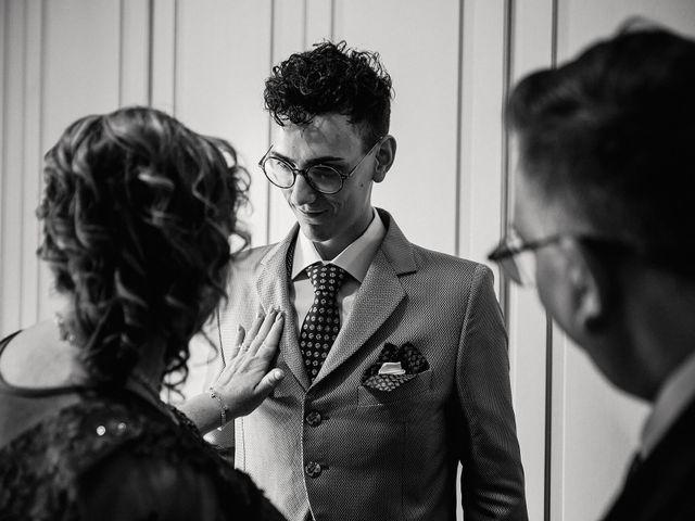 Il matrimonio di Andrea e Siriana a Costigliole Saluzzo, Cuneo 4