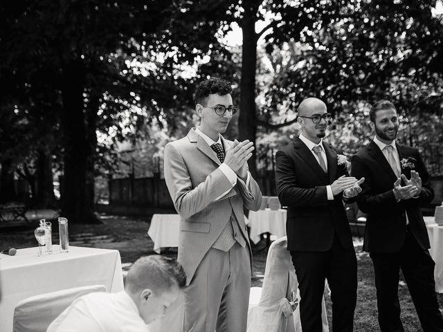 Il matrimonio di Andrea e Siriana a Costigliole Saluzzo, Cuneo 8
