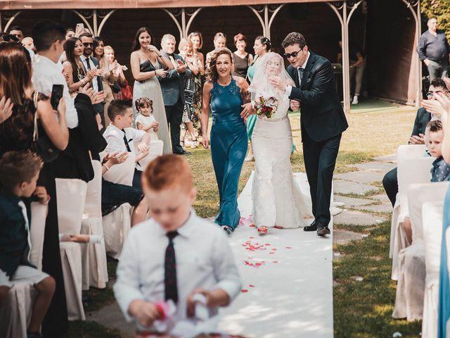 Il matrimonio di Andrea e Siriana a Costigliole Saluzzo, Cuneo 9