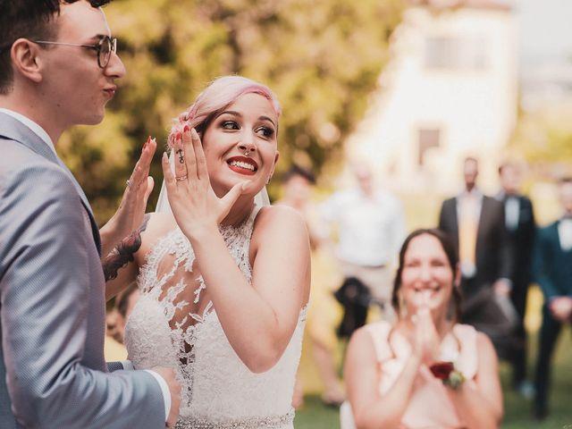 Il matrimonio di Andrea e Siriana a Costigliole Saluzzo, Cuneo 12
