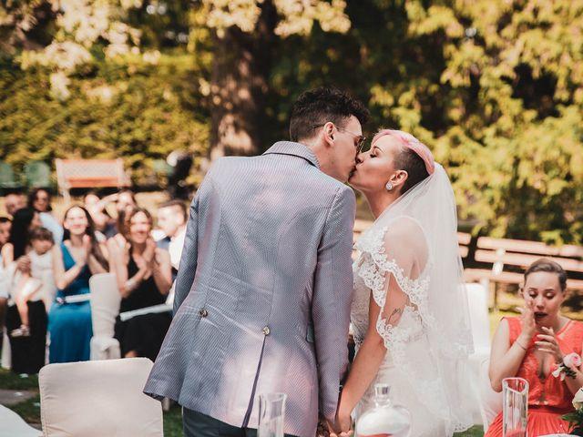 Il matrimonio di Andrea e Siriana a Costigliole Saluzzo, Cuneo 13